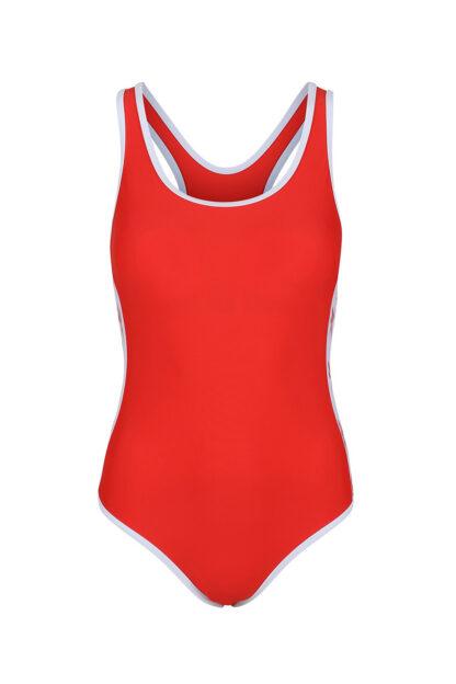 Dámské jednodílné plavky Reebok Alyssa Red